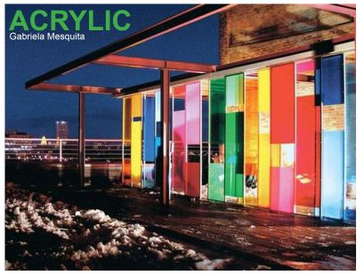 materials acrylic